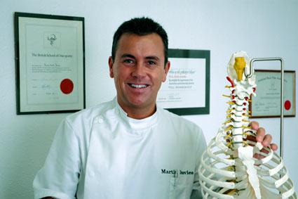 Martin Davies Osteopath